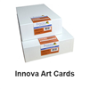 Innova Art Card, Large (#9) Card & Envelope 100 Pack