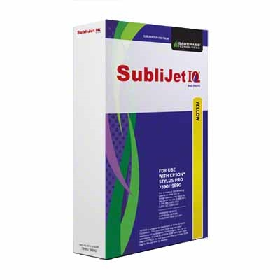 SubliJet-E IQ Pro Photo Yellow Ink for Epson 7890 / 9890