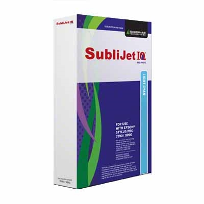 SubliJet-E IQ Pro Photo Light Cyan Ink for Epson 7890 / 9890