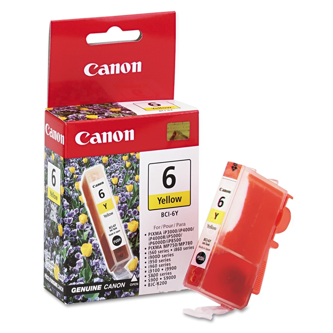 CANON Yellow Ink