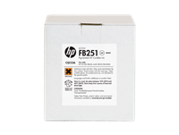 HP FB251 2-liter White Scitex Ink Cartridge for FB550, FB750