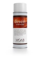 MOAB Desert Varnish Lacquer Based Spray M66-DVS400