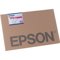 "Epson Enhanced Matte Posterboard - 24"" x 30"" - 10 Sheets"