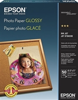 Epson Glossy Photo Paper 85x11