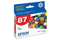 Epson 87 UltraChrome Ink Red for Stylus Photo R1900 - T087720