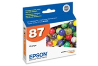 Epson 87 UltraChrome Ink Orange for Stylus Photo R1900 - T087920
