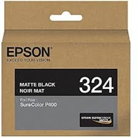 Epson 324 Matte Black Ink Cartridge for SureColor P400