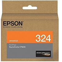 Epson 324 Orange Ink Cartridge for SureColor P400
