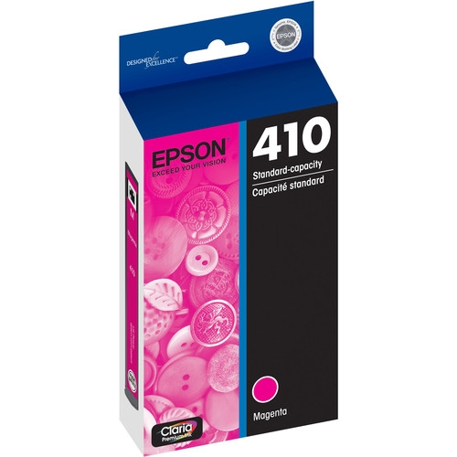 Epson Claria Magenta Ink for Expression XP-830 and XP-640 - T410320