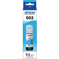 Epson EcoTank T502 Cyan Ink Bottle