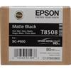 Epson UltraChrome HD Ink Cartridge 80ml For Epson SureColor P800 - Matte Black