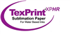 "Beaver TexPrintXP-HR Plus 140gsm Sublimation Paper 104""x250' Roll"