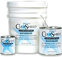 ClearShield Canvas Guard Type C Semi-Gloss Gallon