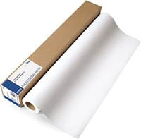 "Epson Enhanced Matte Paper - 17"" x 100ft Roll"