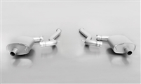 Remus Racing Cat-back Sport exhaust FORD Mustang 2.3l EcoBoost Turbo Coupe & Cab 2015