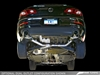 AWE Tuning VW CC Touring Edition Exhaust, Dual Outlet -- with Chrome Silver Tips