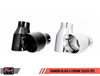 AWE Tuning BMW F22 M235i / M240i Touring Edition Axle-back Exhaust -- Diamond Black Tips (90mm)