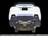 AWE Tuning Panamera Turbo Performance Exhaust System  Touring Edition  Polished Silver Tips