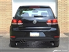 AWE Tuning Golf TDI Performance Exhaust - Polished Silver Tips