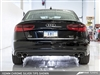 AWE Tuning Audi C7.5 A7 3.0T Touring Edition Exhaust - Quad Outlet, Chrome Silver Tips