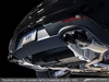 AWE Tuning Panamera 2/4  Track Edition Exhaust (2014+) -- With Diamond Black Tips