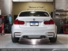 AWE Tuning BMW F8X M3/M4 Resonated SwitchPath Exhaust -- Chrome Silver Tips (102mm)