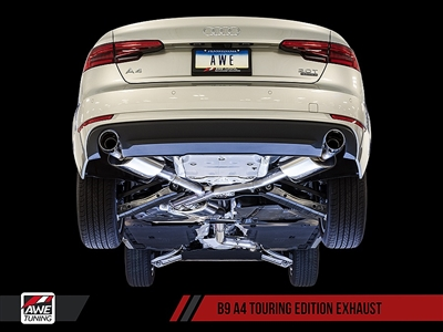 AWE Tuning B9 A4 to Touring to Track Conversion Kit