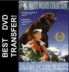 1990 A Cry In The Wild DVD