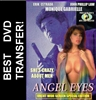 Angel Eyes DVD 1993 Erik Estrada