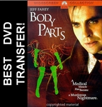 Body Parts DVD 1991