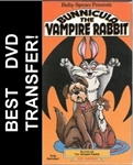Bunnicula The Vampire Rabbit DVD 1982