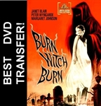 Burn Witch Burn DVD 1963