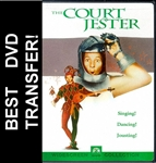 The Court Jester DVD 1955