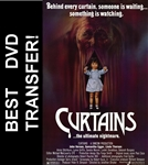 Curtains DVD 1983