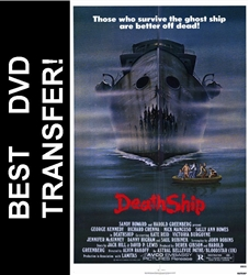 Death Ship DVD 1980