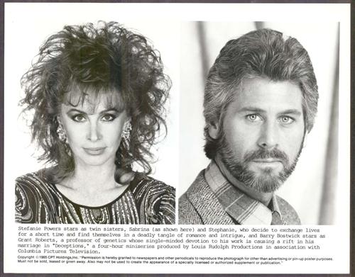 Deceptions Movie DVD 1985 Stephanie Powers $9.99 BUY NOW ...
