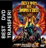 Destroy All Monsters DVD 1968