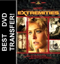 Extremities DVD 1986