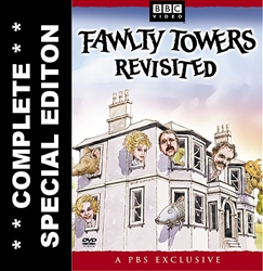 Fawlty Towers Revisited DVD 2005