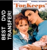 For Keeps DVD 1988