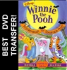 Franken Frankenpooh and Spookable Pooh DVD