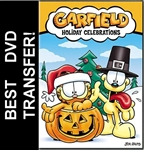 Garfield Holiday Celebrations DVD 2004