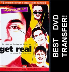Get Real DVD 1998