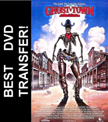 Ghost Town DVD 1988
