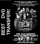 The Halloween That Almost Wasnt DVD 1979