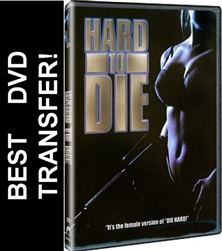Hard To Die DVD 1990 aka Sorority House Massacre 3 III