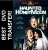 Haunted Honeymoon DVD 1986