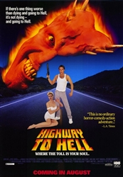 Highway To Hell DVD 1991