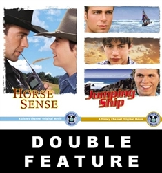 Horse Sense and Jumping Ship DVD 1999 2001 Disney