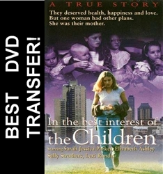 In the Best Interest of the Children DVD 1992
